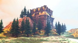 """Silva Auream"", a project by Dogester and Elo. Minecraft Map & Project"