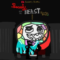Eli's Beauty and the Beast: A Parodied SU Retelling! Minecraft Blog Post