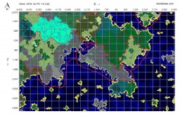 LANDS- Regions and Wonders Minecraft Project
