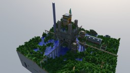Red Tower Minecraft Project