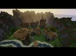 Valley Village Minecraft Map & Project