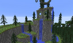 Nature - Elytra Course Minecraft Project