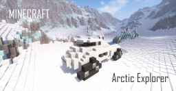 Arctic Explorer (full interior) Minecraft Map & Project