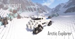 Arctic Explorer (full interior) Minecraft Project