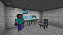 Armourer's Workshop - Futuristic models Minecraft Project