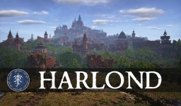 Harlond Minecraft Map & Project