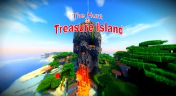 The Hunt for Treasure Island Minecraft Project