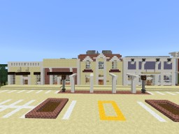 The Shoreline Shops Minecraft Project