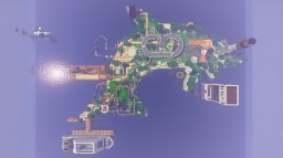 Isla Izurdea Minecraft Project