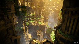 La Faille By MrBatou Minecraft Project
