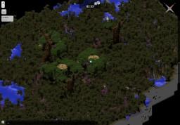 Empire Strikes Block: Kashyyyk Minecraft Map & Project