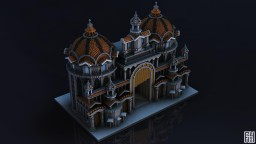 my latest project =) Minecraft Project