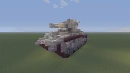 WWII German Neubaufahrzeug heavy tank Minecraft Project