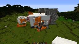 THE MUMBO JUMBO MEGA PISTON HOUSE! Download link in description Minecraft Project