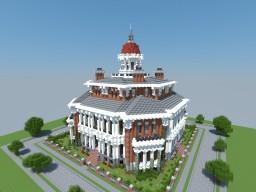 Hazlehurst Mansion - PMC Contest Entry Minecraft Project