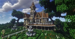 Victorian Mansion #1: Goldeneye (Description added) Minecraft Map & Project