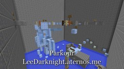 Parkour Teaser Minecraft Map & Project