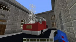 Maybe a ford Minecraft Project