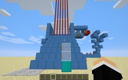 Laser Beacon Security System Minecraft Project