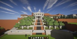 Tripunithura Hill Palace complex Minecraft Map & Project