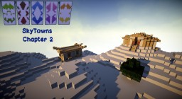 SkyTowns: City of Cirrus |Chapter Two| Minecraft Blog Post