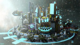 Robocity - Hidden Light Minecraft Map & Project