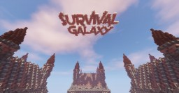 Survival Galaxy Minecraft
