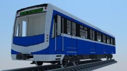 Metrowagon 81-556 NeVa Minecraft Project