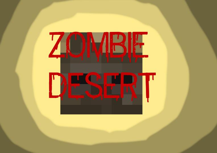 Zombie Desert Minecraft Map
