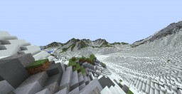 Brehvanh Mountains 1K x 1K ! Minecraft Project