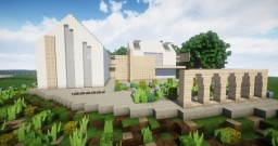 Modern Barn conversion |UseTheBlocks| Minecraft Project