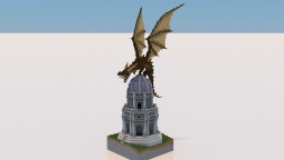 Dragon & Chapel Minecraft Project