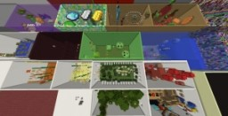 100 Stage Parkour Minecraft Project