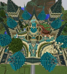 Ausnet Vanilla I No Grief KeepInventory Slimefun Minecraft Server