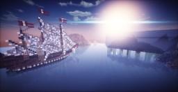 Slavistan captitol project - St. Glastowicz Minecraft Project