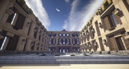 Palace of versailles (2017) Minecraft Project