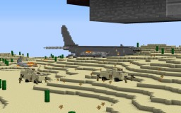 War diorama Minecraft Project