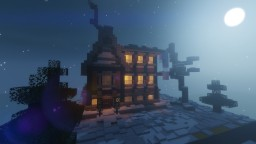 Snowy Inn Minecraft Project
