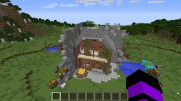 31hashtag Minecraft Mumbo Redstone House Minecraft Map & Project