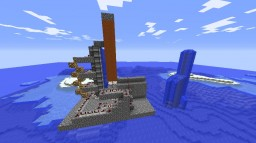 MatiasME Cannon (Factions) Minecraft Project