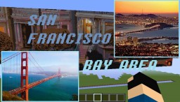 San Francisco Bay Area Large Picture(houses only) Minecraft