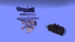 Orbital Port Omega Minecraft Project