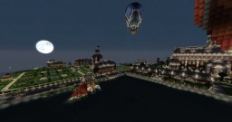 Capitole City - Main project Minecraft Project