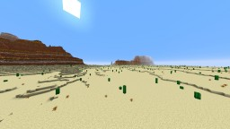 Mesa Valley Minecraft Map & Project