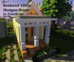 ֎ てymeRyder - Shotgun House ֎ Minecraft Map & Project