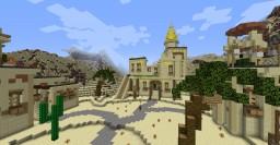 Modievel Desert Minecraft Project