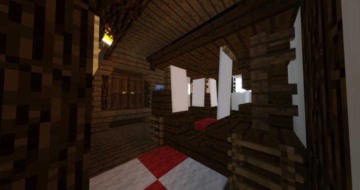 A sleeping room