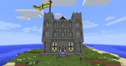Dunkirk Castle Minecraft Map & Project