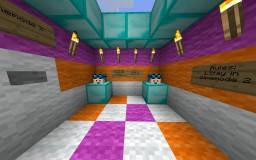 DIAMOND PARKOUR REDONE Minecraft Project