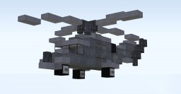 Lynx Helicopter (Naval) Minecraft Map & Project